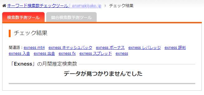 Exnessの日本人への浸透度